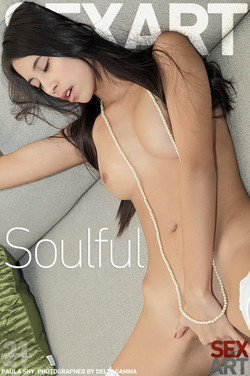 Sex Art - Paula Shy - Soulful by Deltagamma